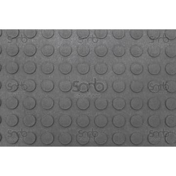 Piso Pastilhado Cinza 3mm esp x 80cm larg x 10mts
