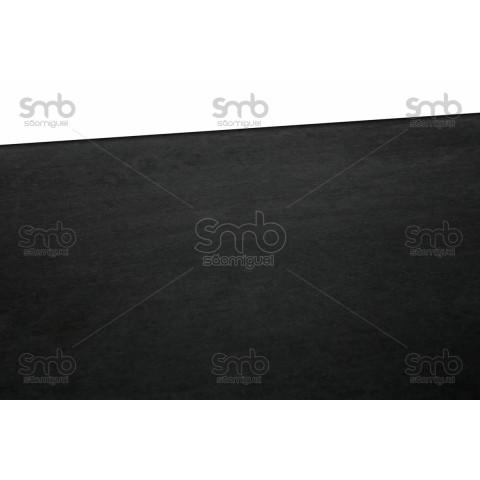 Piso autocenter preto fosco 6mm x 1mt x 1mt comp