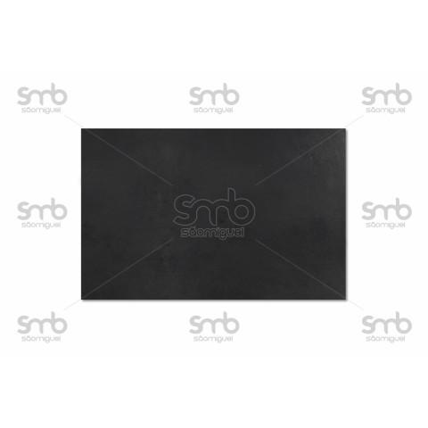 Borracha para bancada preto 1,20mts larg x 2,50mts comp ( 1 PÇ )